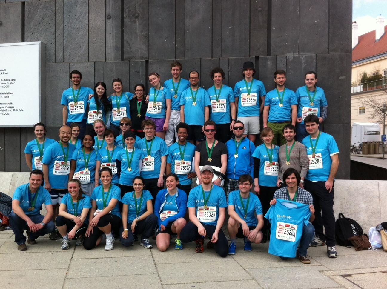 start vienna city marathon