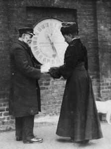London's Timekeeper Ruth Belville